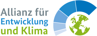 Alliance for Development and Climate Change Logo